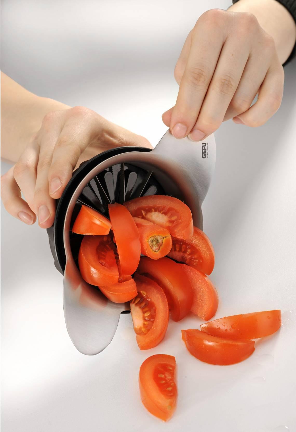 GEFU Tomaten-Apfelteiler POMO