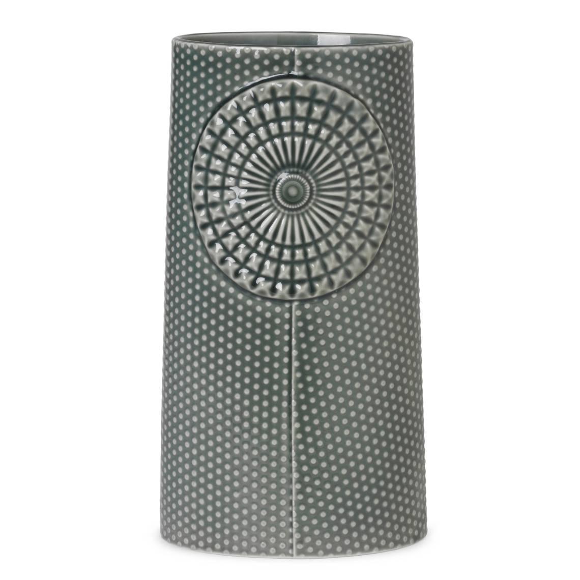 Dottir-Vase-Large-Dark-grey-11152