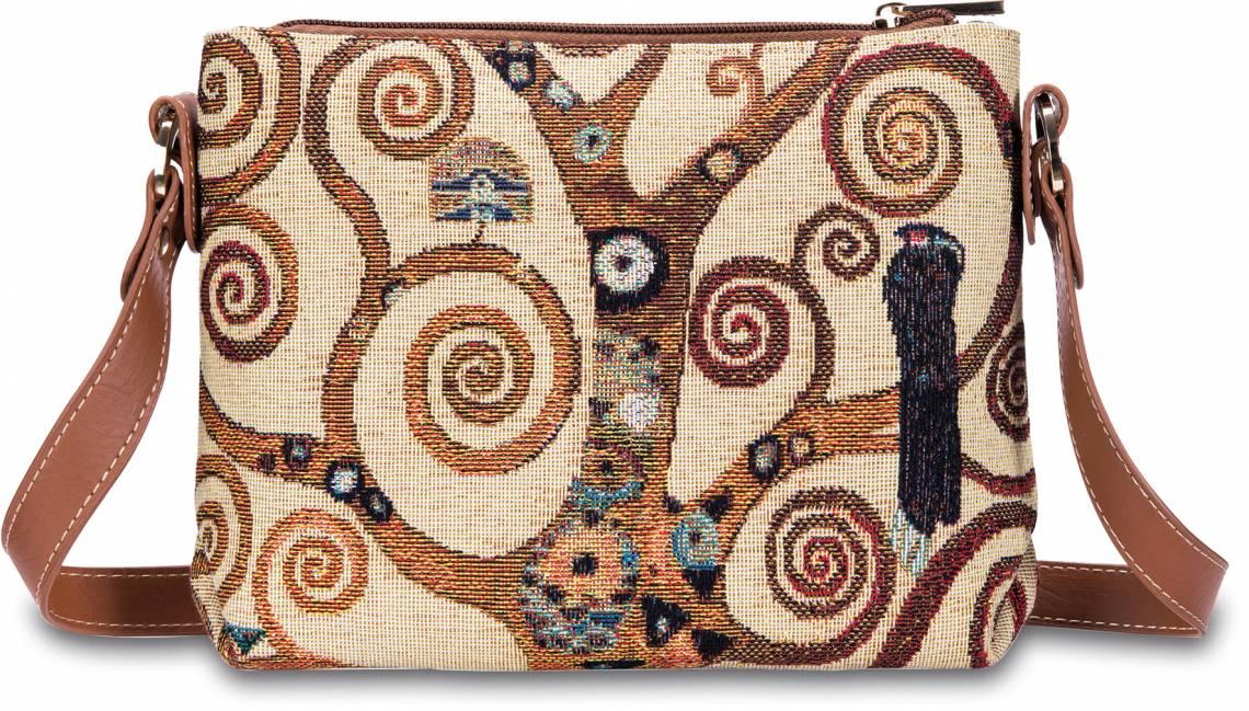 Goebel Porzellan Artis Orbis Accessoires Umhängetasche Der Lebensbaum67061711