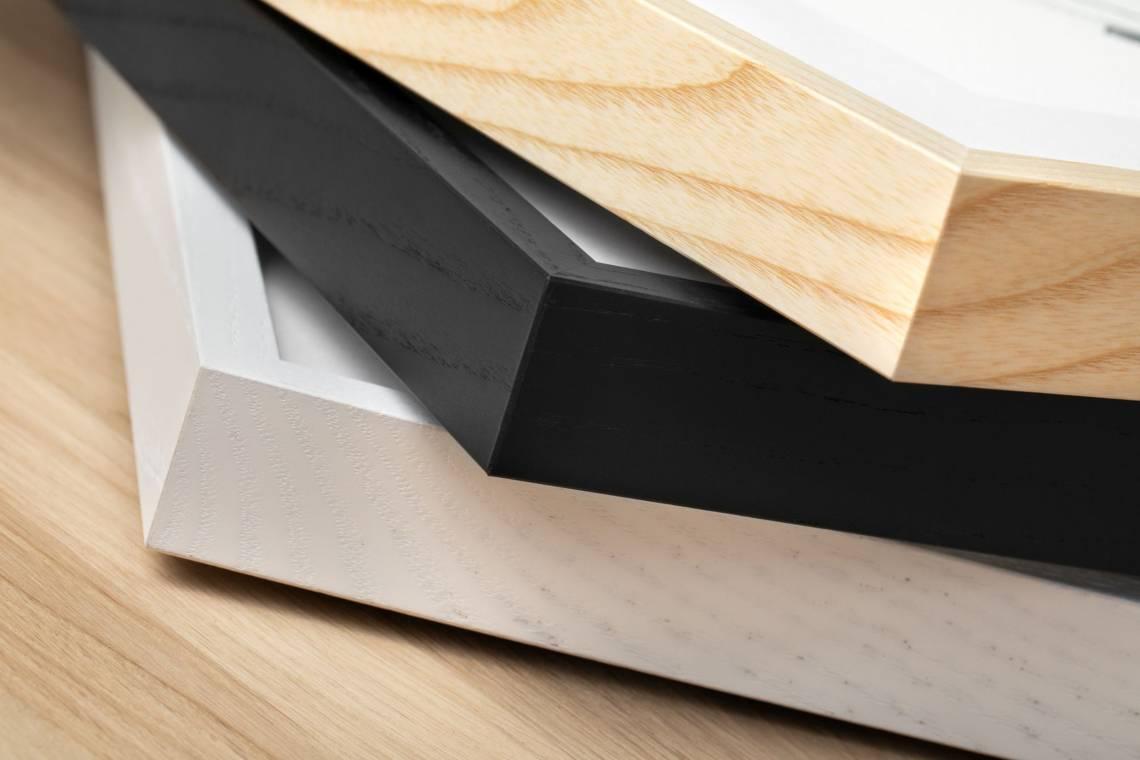 HALBE - Edition Esche - Detail - Ecken