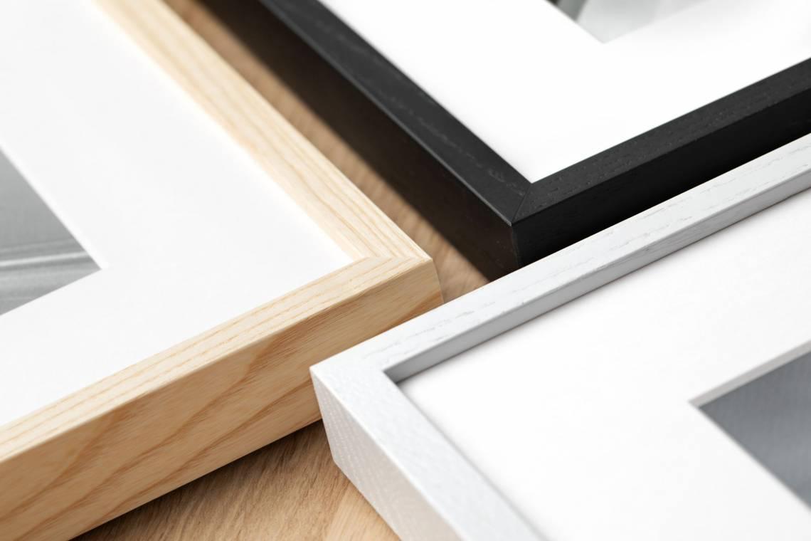 HALBE - Edition Esche - Detail - Ecken nebeneinander