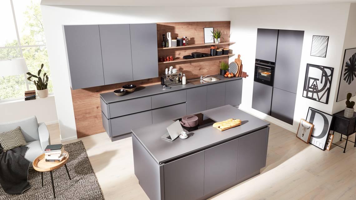 Interliving - Küche Serie 3030 - Milieu