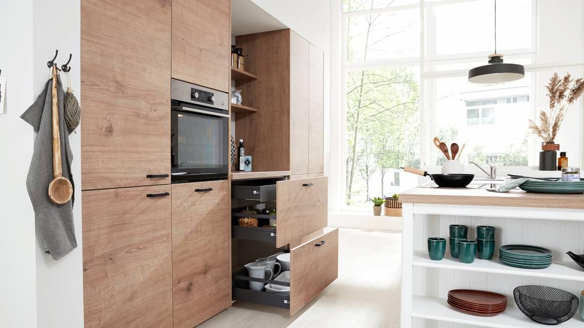 Interliving - Küche Serie 3036 - Detail