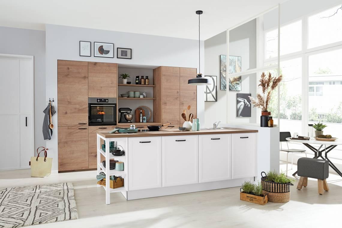Interliving - Küche Serie 3036 - Milieu