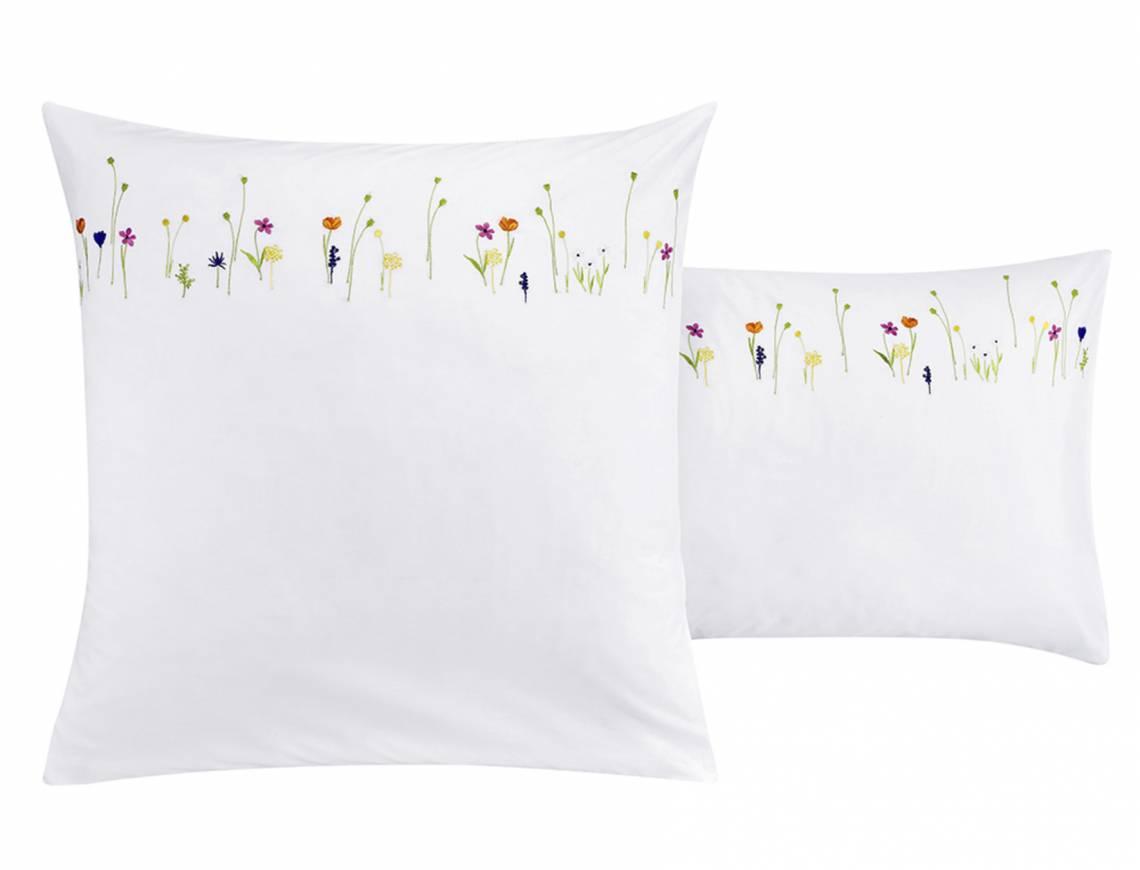 Linvosges - Kissen - Kleine Blüte