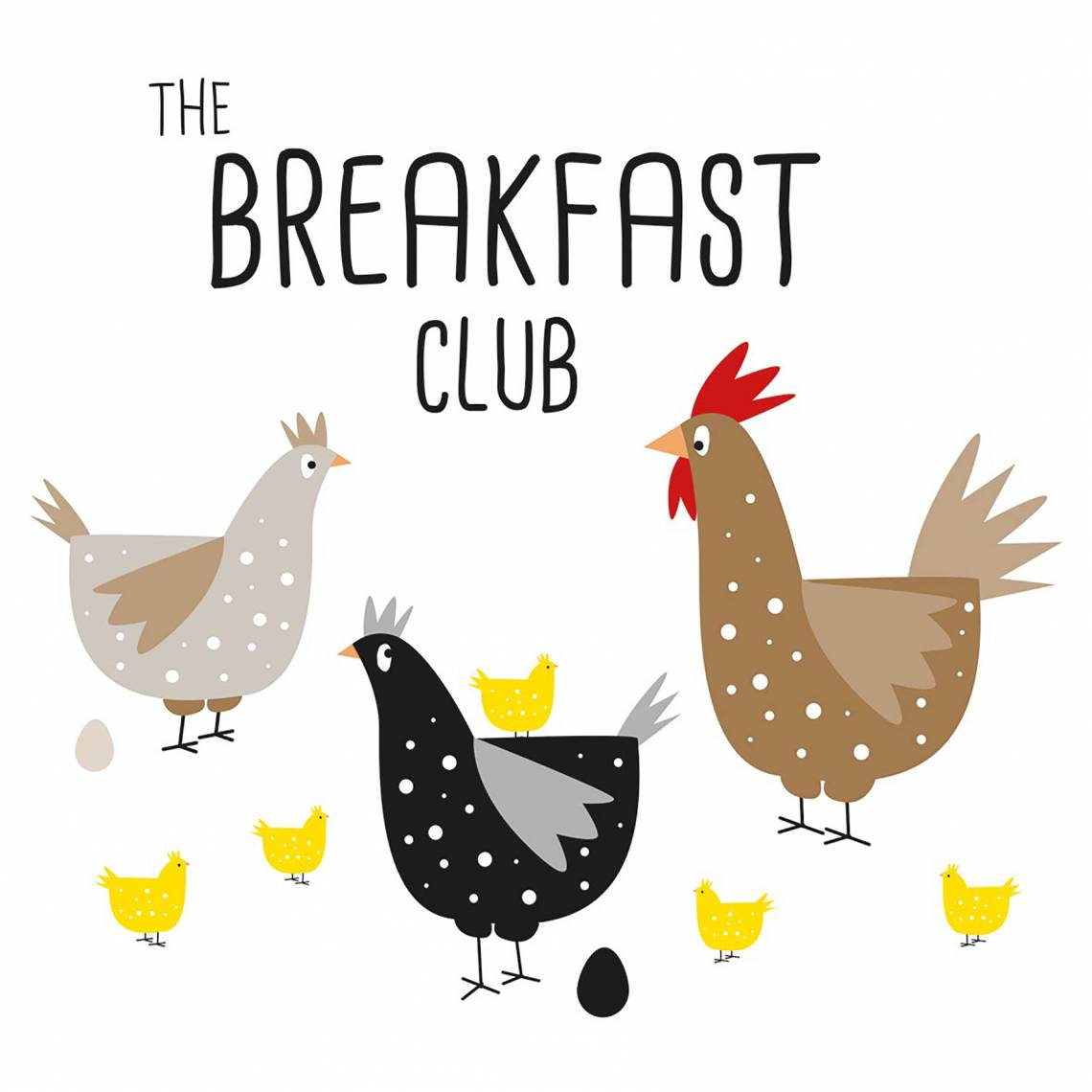 PPD 1333961 The Breakfast Club Napkin