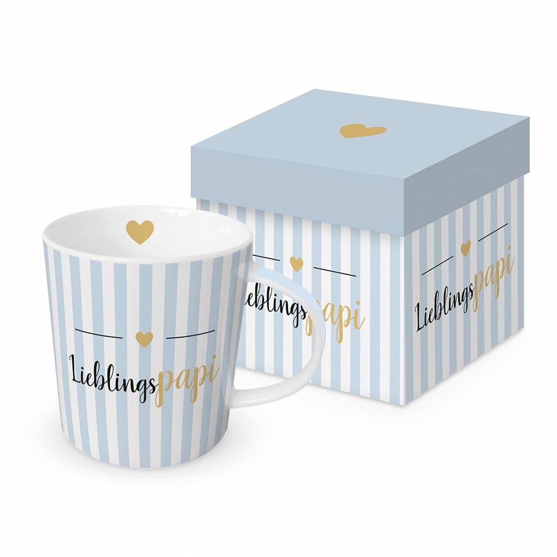 PPD 604358· Lieblingspapi Trend Mug Gift Box