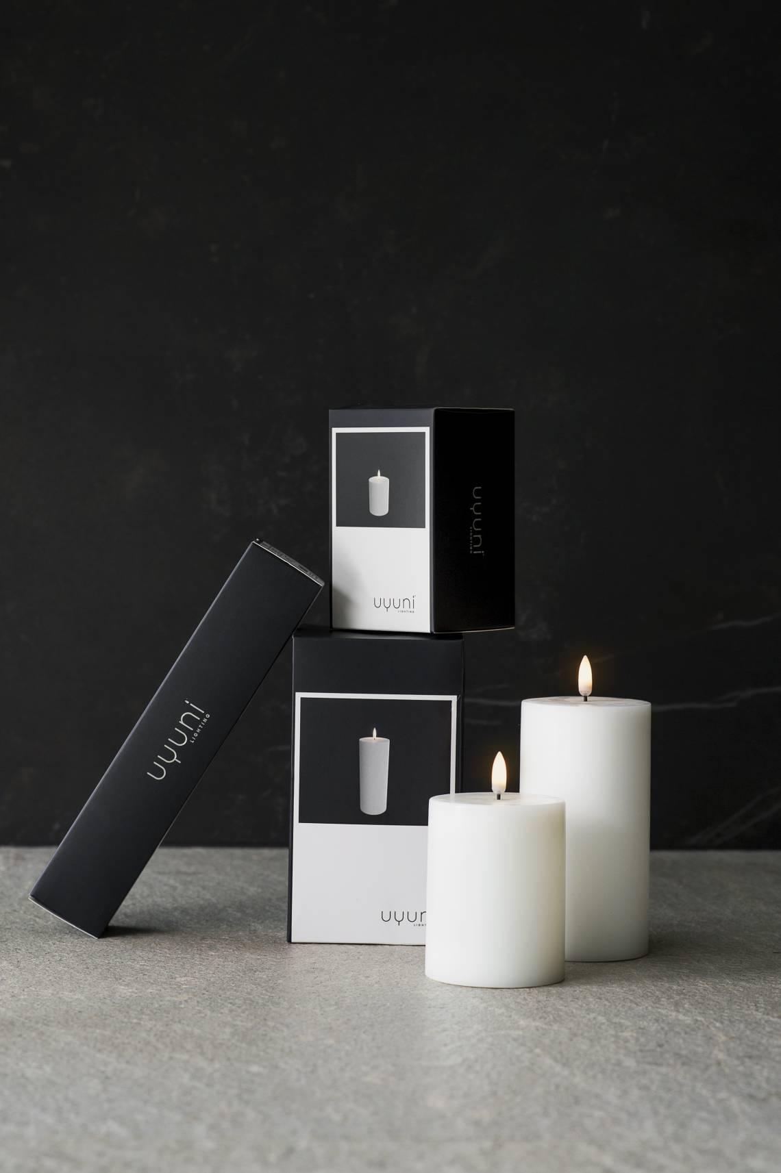 UYUNI LED-Kerzen