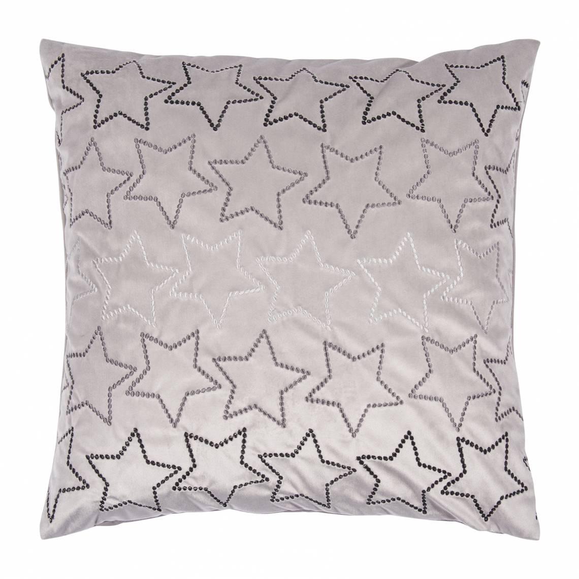 Zodiac Kissenhülle in light grey von pad