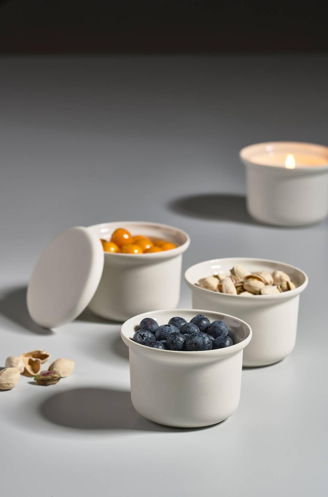 Zone - INU Töpfchen - Snacks und Teelicht