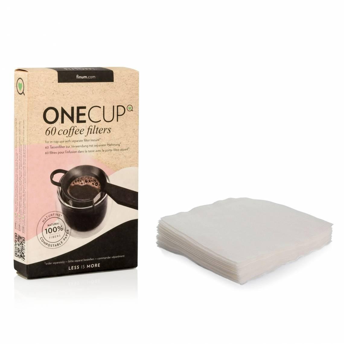 finum ONE CUP Kaffeefilter