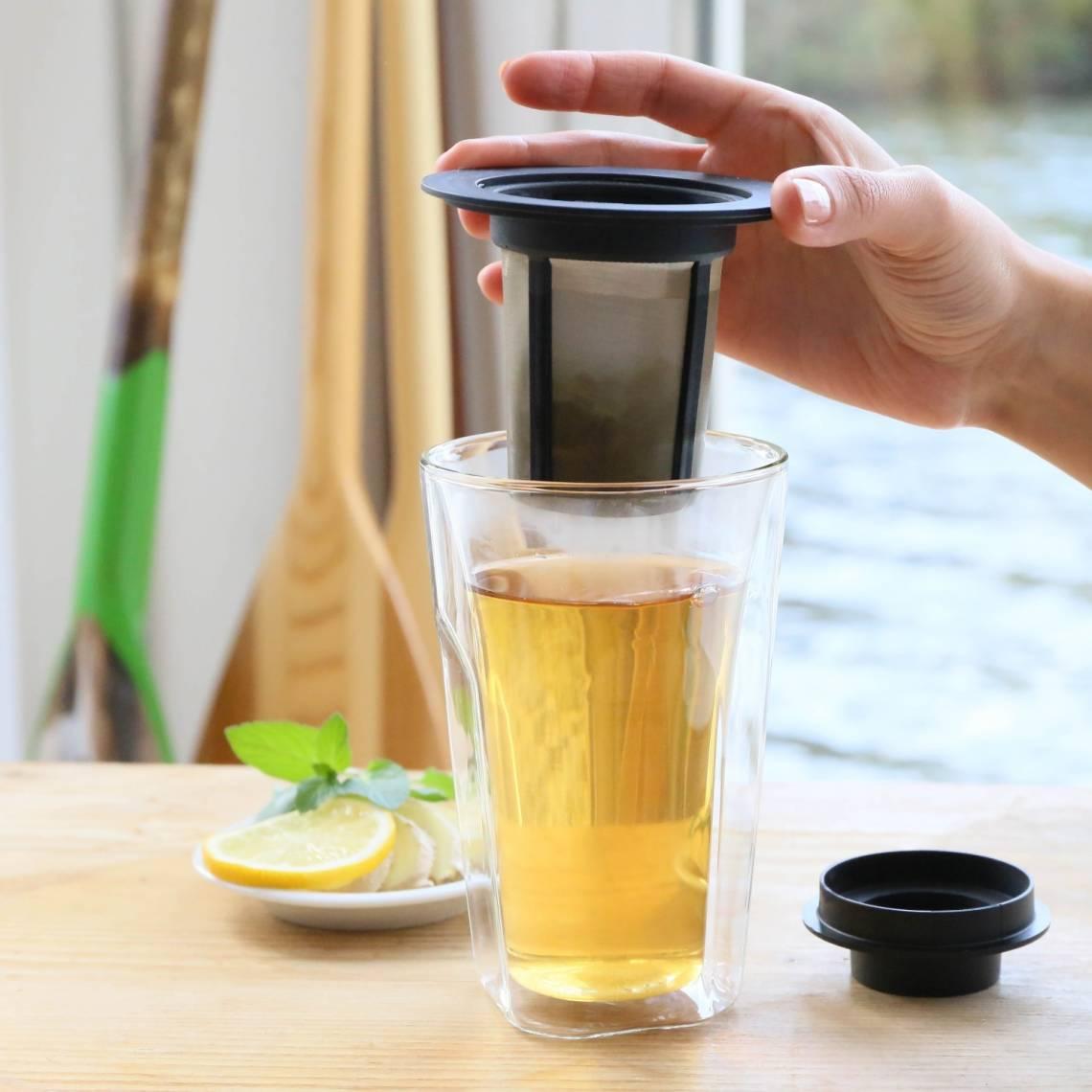 finum SMART BREW SYSTEM Teefilter  BREW SYSTEM 320 ml (6 oz)