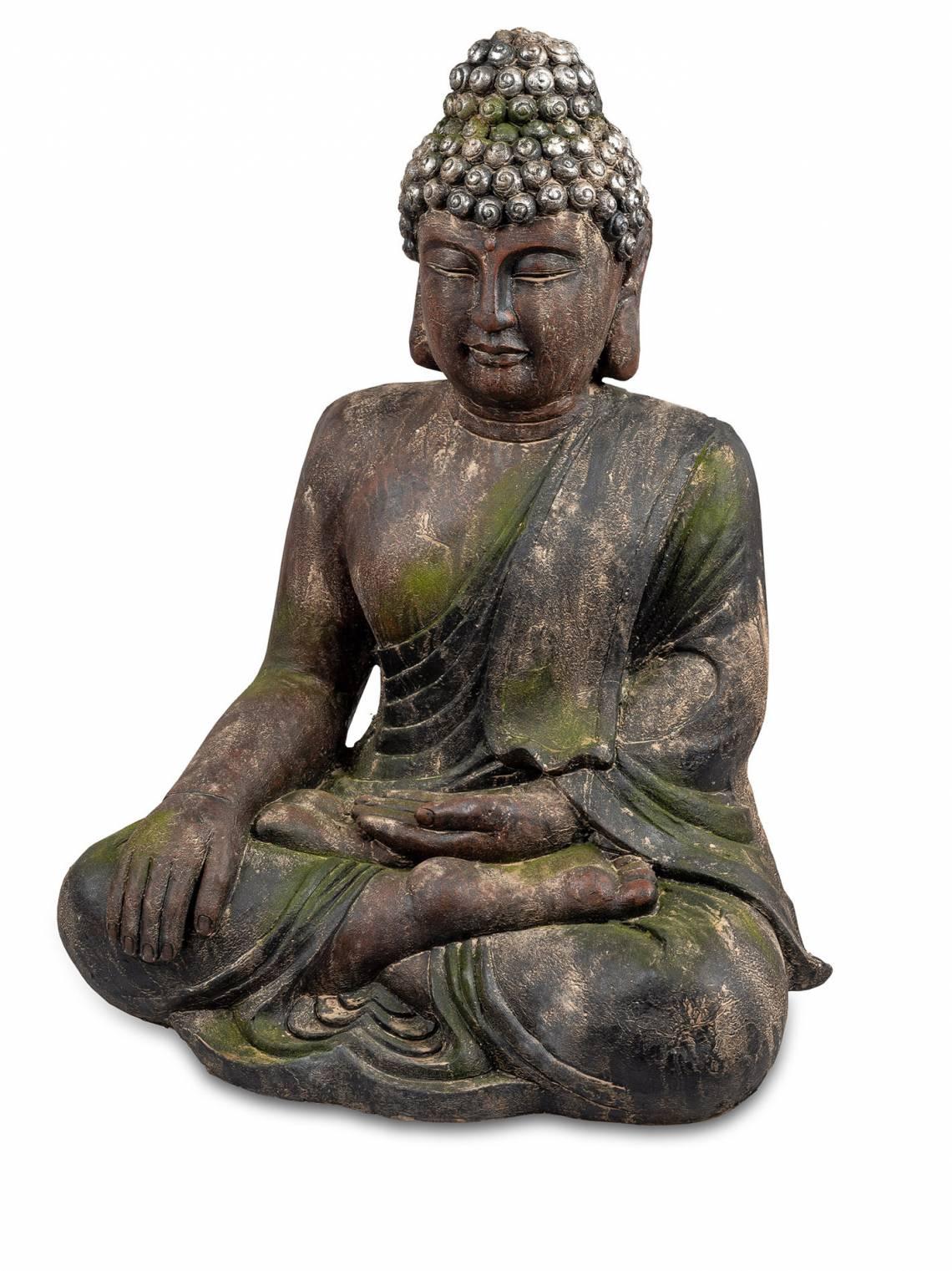 Formano - Schwere Deko-Figur Buddha