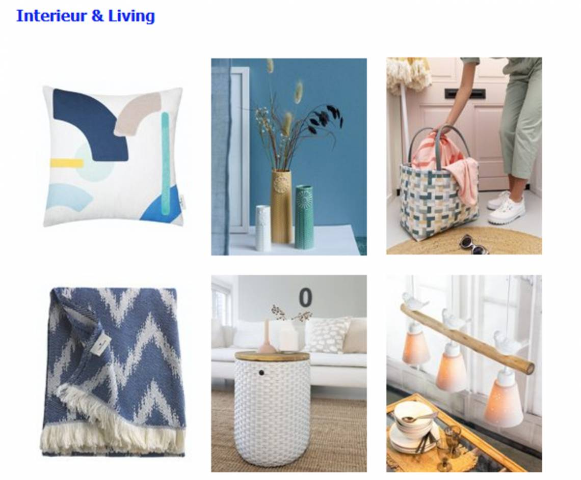 Schnellinfo Januar 2021 - Interieur und Living