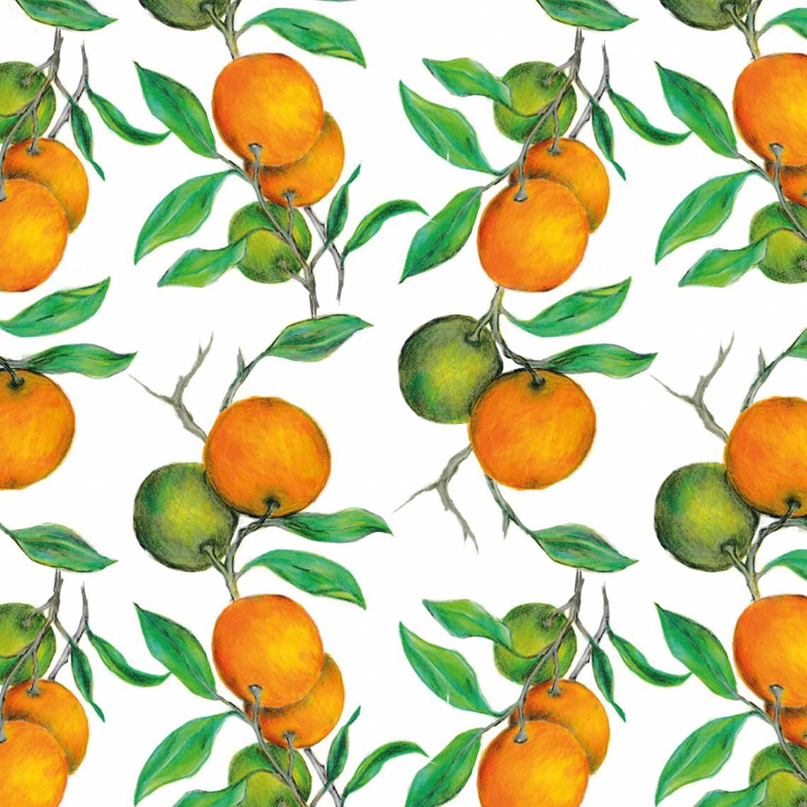 Paperproducts Design Lunchserviette Beautiful Oranges – 1333815