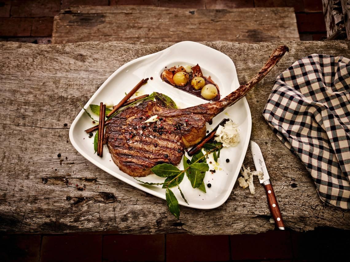 Villeroy & Boch - BBQ Passion Grillteller
