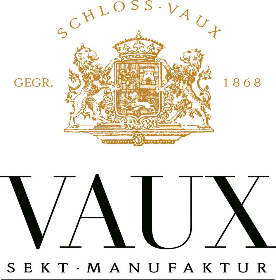 Logo Schloss Vaux - Sekt Manufaktur