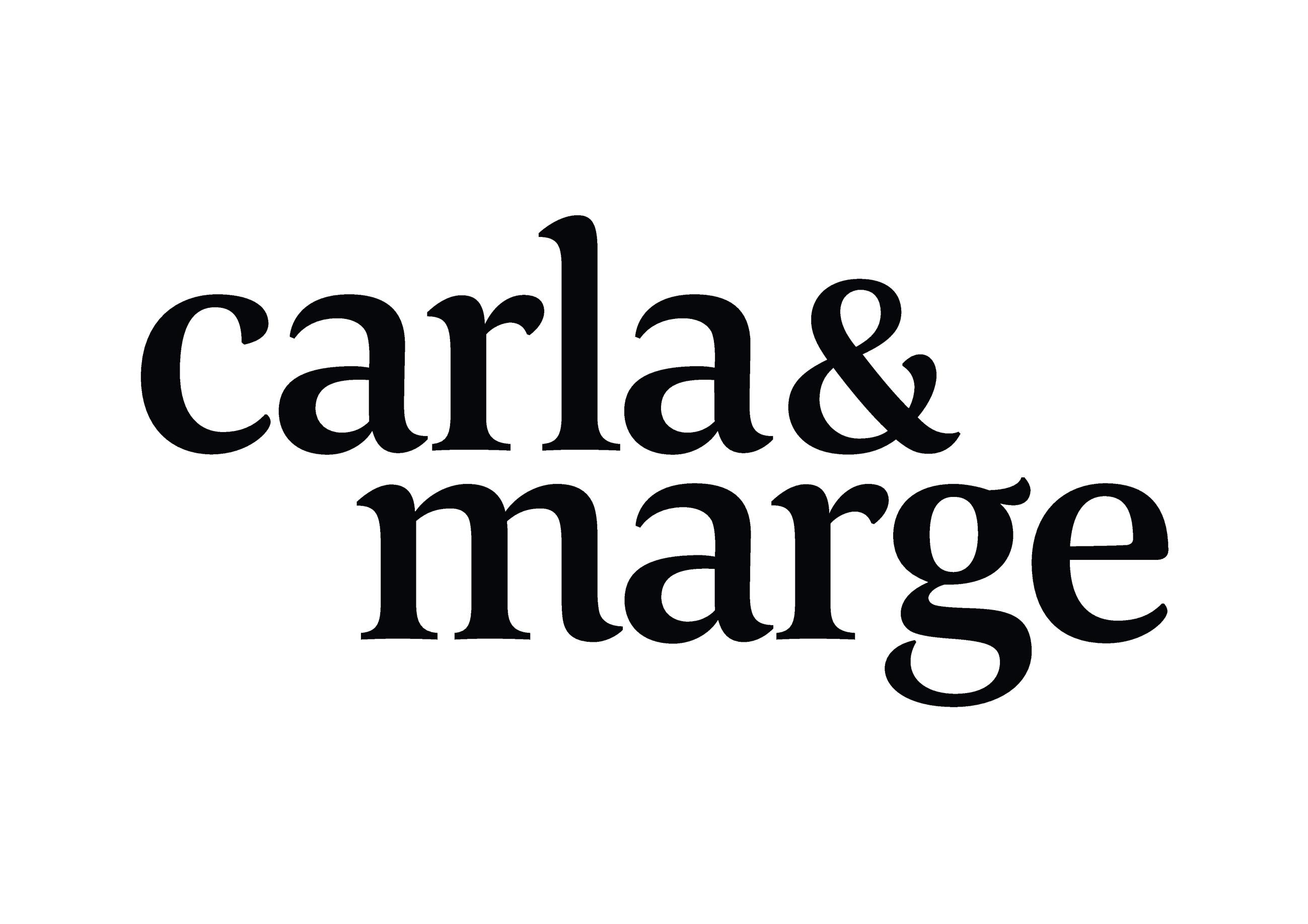 Logo Carla & Marge