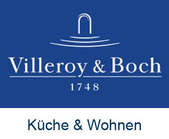 Logo Villeroy & Boch - Küche und Wohnen