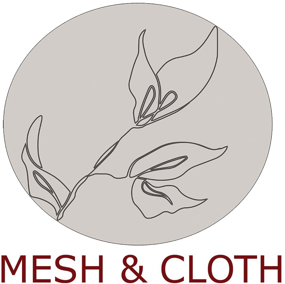 Logo Mesh & Cloth Ceramics
