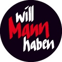Logo Will Mann haben