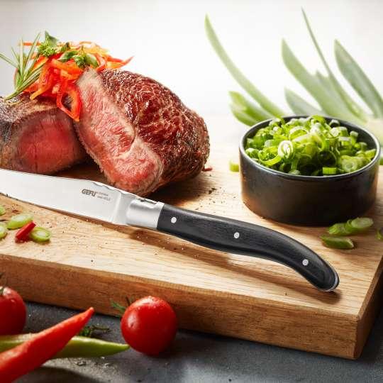 GEFU Neues  Steakmesser-Set BASCO