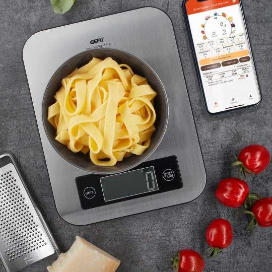 GEFU - Bluetooth Küchenwaage - SCORE - Nudeln
