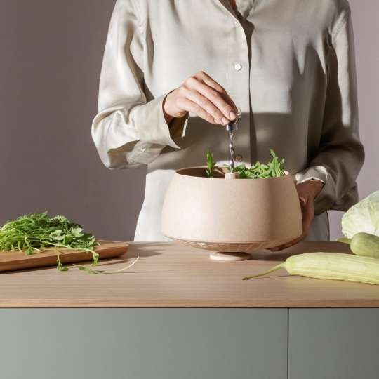 EVA SOLO Salatschleuder Anwendung