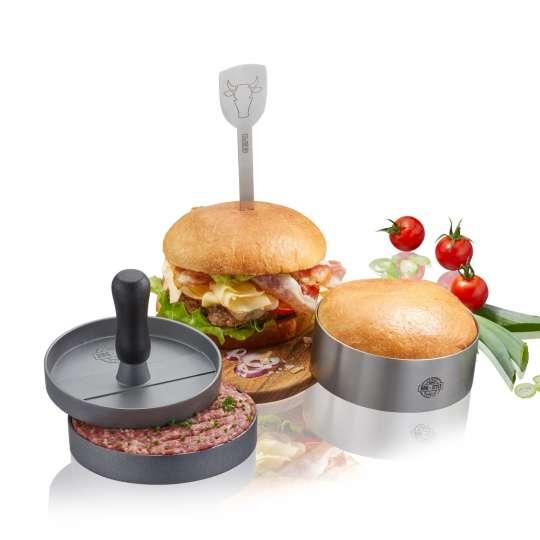 89494 GEFU Burger-Set FS