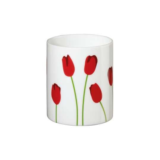ASA Springtime Meadow Windlicht Tulpe gross 86100195