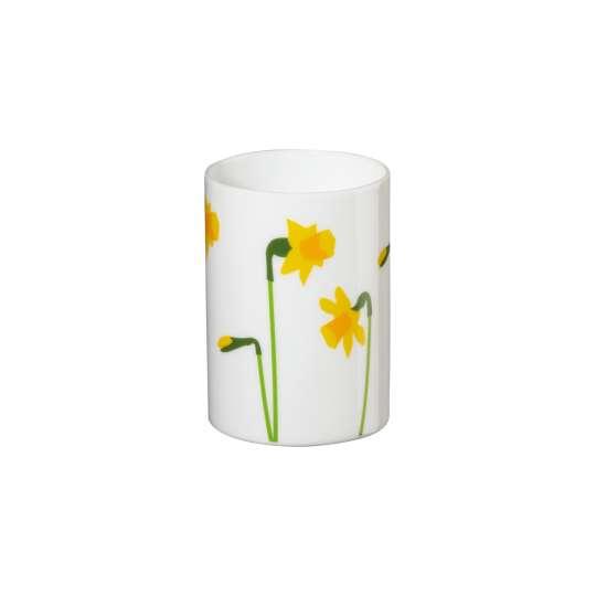 ASA Springtime Meadow Windlicht Narzisse klein 86111195