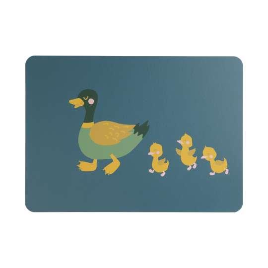ASA-Tischset-Duck