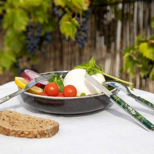 Akinod - Besteck Jungle - Lunch im Garten