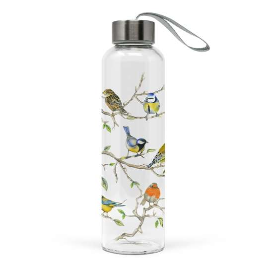 Ambiente Birds Meeting Glasflasche 0,55 l