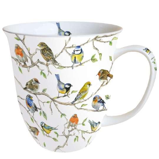 Ambiente Birds Meeting Henkelbecher 0,4 l