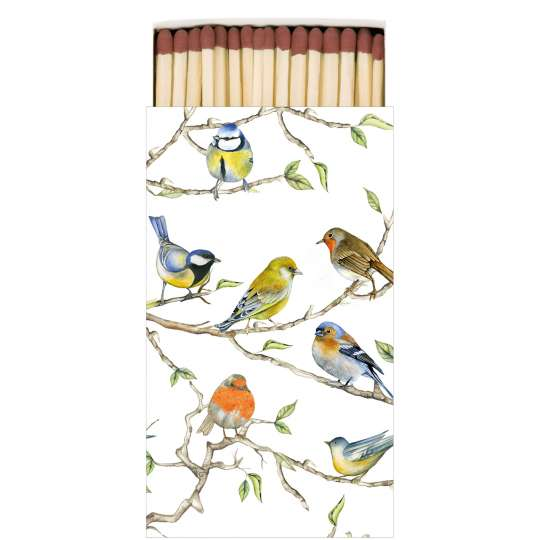 Ambiente Birds Meeting Streichhölzer