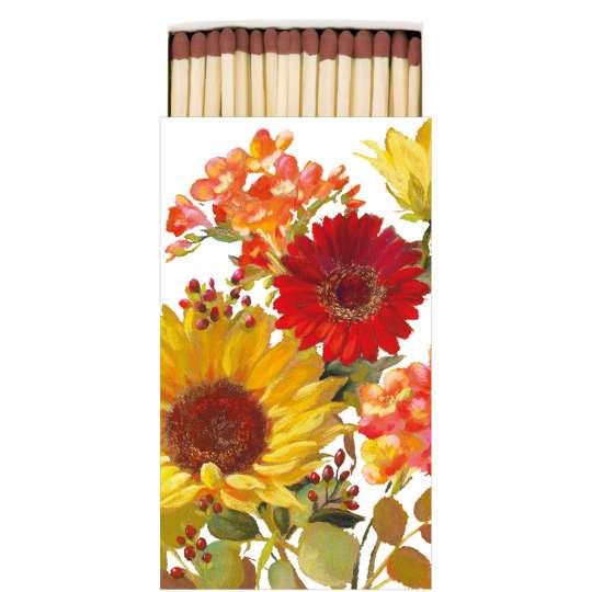 Ambiente Sunny Flowers Streichhölzer