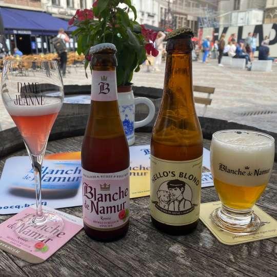 Antwerpen und seine Biere