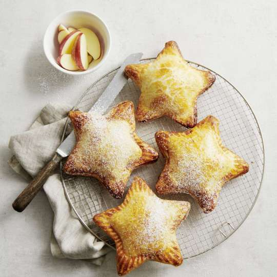 Betty Bossi Pastry Star - Plätzchen in Sternform