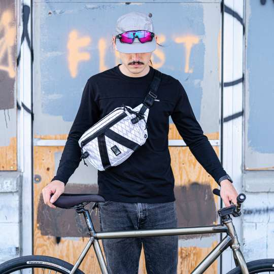 Chrome Tensile Hip Pack Fahrrad