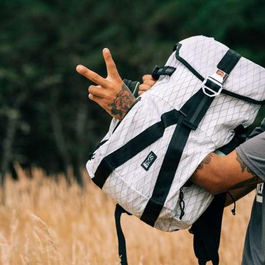 Chrome Tensile Ruckpack - Peace