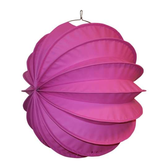 Barlooon – wetterfester Outdoor-Lampion PINK