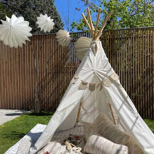 Barlooon - Sommerdekoration im Garten