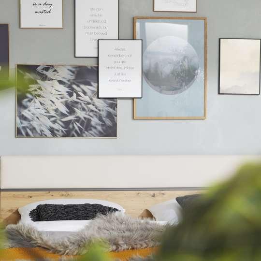 Interliving - Bilderwand passend zu Interliving Schlafzimmer Serie 1021