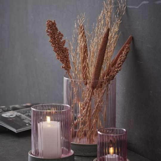Bitz Vase / Windlicht Hurrican - rosa.jpg