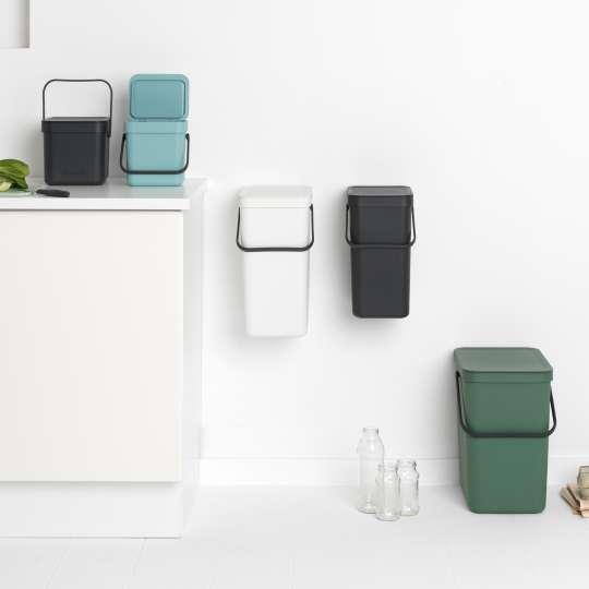 Brabantia Sort & Go Waste Bins Sortiment