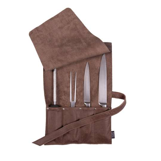 Brickwalls and Barricades The Savage Pouch Messerbeutel Brown FS