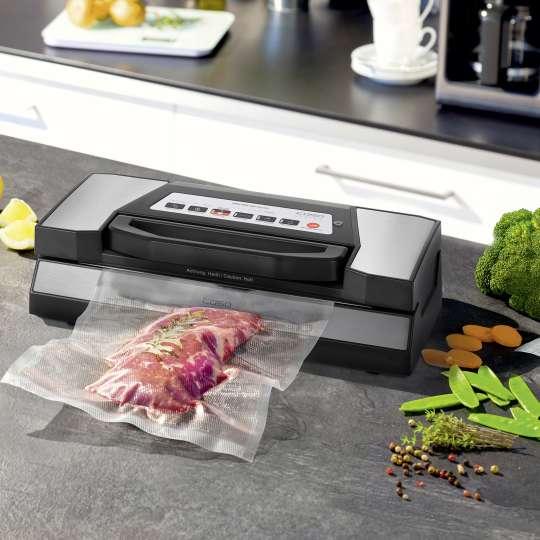 CASO Design - CASO Vakuumierer VRH 690 advanced - Fleisch