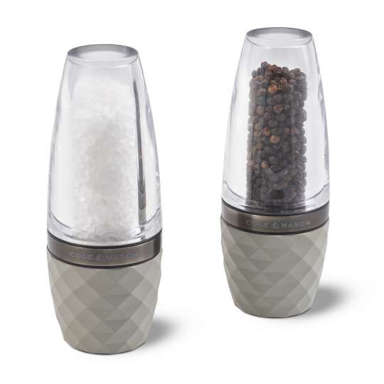 Cole & Mason - Salz- und Pfeffermühle - City Concrete