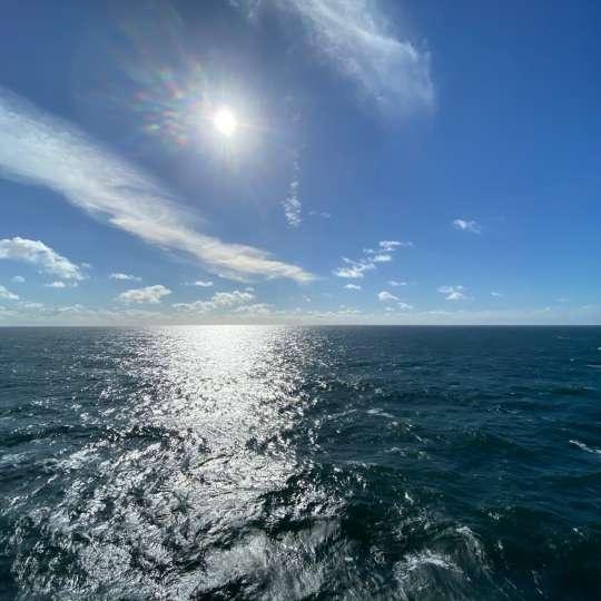 Der Blick auf das Meer... ist das Einzige was zählt...